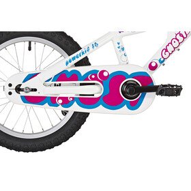 Ghost Powerkid AL 16 star white/riot blue/dark fuchsia pink